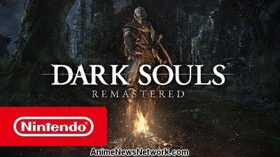 黑暗的灵魂: 修复交换机版本游戏的发射拖车流 - 漫联ACG