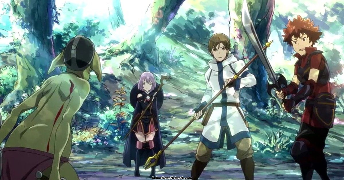 Grimgar of Fantasy and Ash - Review - Anime News Network