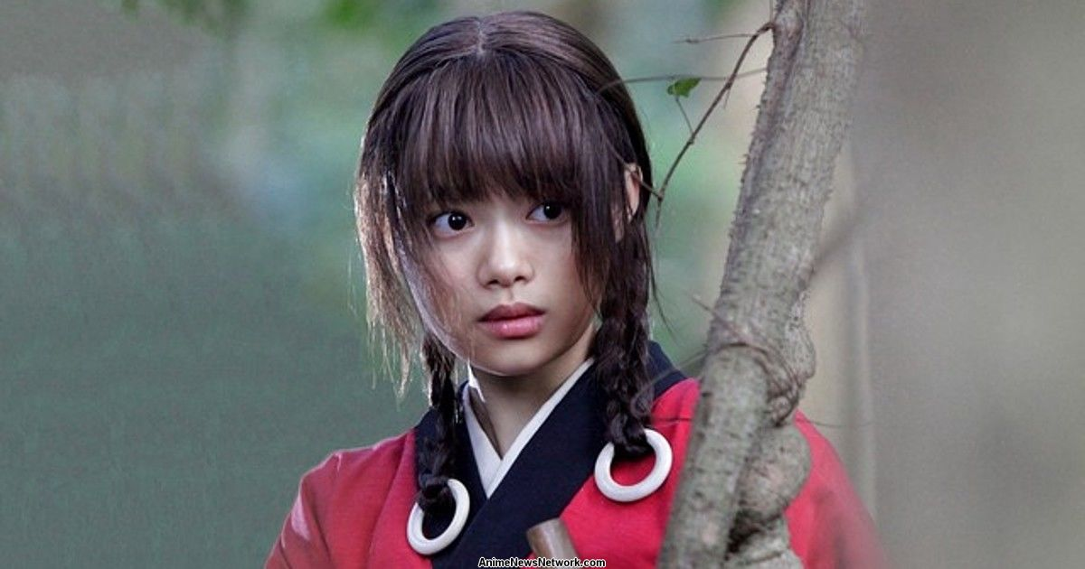 Live-Action Blade of the Immortal Film's Stills Show Hana Sugisaki as Rin Asano - News - Anime News Network