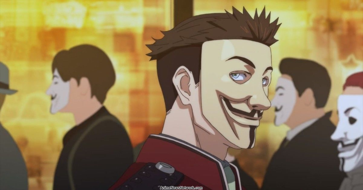 Is Hero Mask Worth Watching This Week In Anime Anime News Network