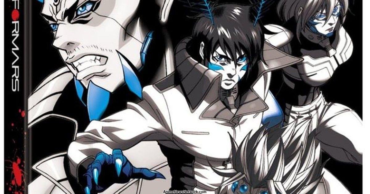 Terraformars Bd Dvd Review Anime News Network