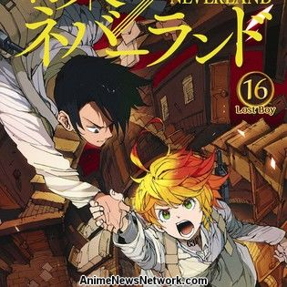 The Promised Neverland Manga Takes 1-Week Break So Authors Can Do Research