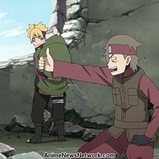 Episode 91 - Boruto: Naruto Next Generations - Anime News