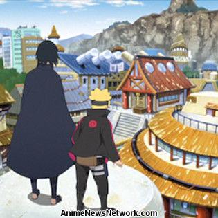 Boruto: Naruto Next Generations ‒ Episode 128