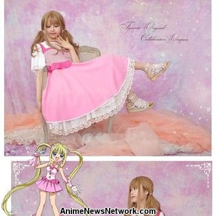 Mermaid Melody: Pichi Pichi Pitch Dresses Let You Be a Mermaid Princess