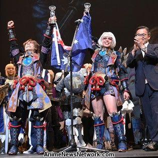 Australia Wins World Cosplay Summit 2019