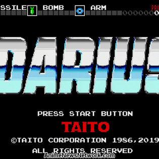 Sega Genesis Mini's Darius Port is Modified Version of Hideki Konishi's Fan-made Port