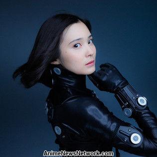 Voice actress M.A.O Puts On Gantz Bodysuit to Promote Anime Film