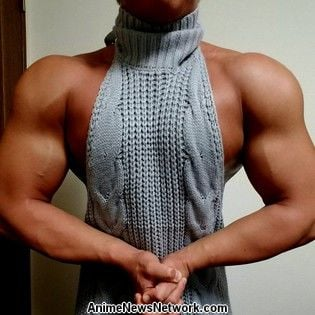 Virgin Killer Sweater Men