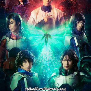 Gundam 00 Stage Play Gets 'Second Season' Next July