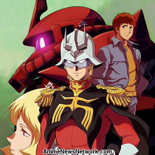 Funimation Adds Dubbed Gundam: The Origin: Advent of the Red Comet Anime