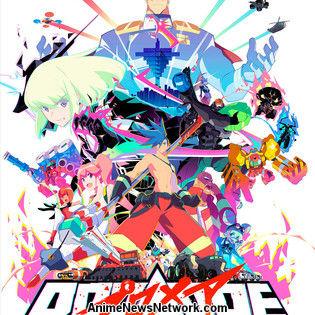 Promare Anime Film Gets 4D Screenings, Earns 1.2 Billion Yen