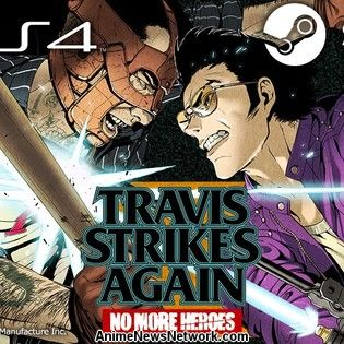 Travis Strikes Again: No More Heroes Complete Edition Launches for PC, Steam on October 17