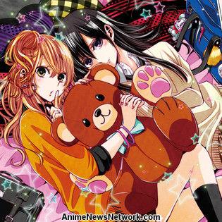 Citrus+ Yuri Manga's 1st Volume Gets Simultaneous Release in 8 Territories