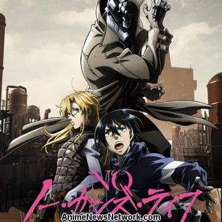 No Guns Life Anime Premieres on October 10