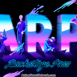 ARP Backstage Pass TV Anime Reveals Theme Song Info, Delay to January 2020