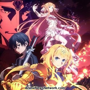 Sword Art Online: Alicization - War of Underworld Anime's New Promo Video Reveals Haruka Tomatsu's Opening Theme