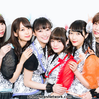 Voice Actress Idol Unit i☆Ris Cancels Appearances After Online Threat