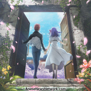 Last Fate/stay night: Heaven's Feel Film Previewed in Teaser, Visual