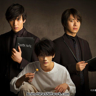 Death Note Musical 2020 Unveils New Visual