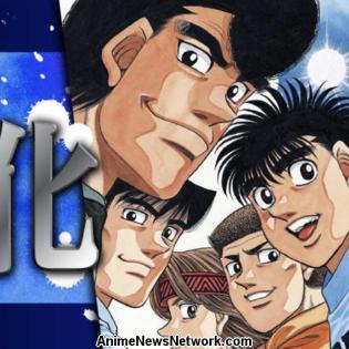 Hajime no Ippo Manga Gets 1st Stage Play