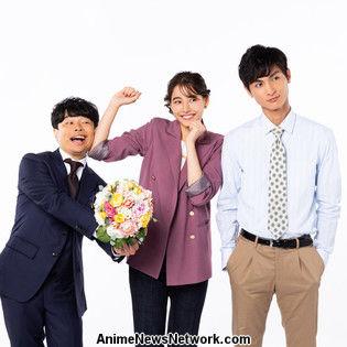 Yukari Takinami's Motokare Mania Romance Manga Gets Live-Action Show
