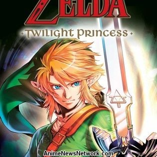 Legend of Zelda: Twilight Princess Manga Ranks #4 on U.S. Monthly Bookscan July List