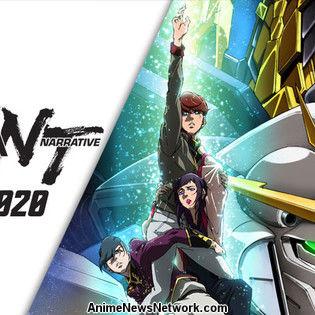 Right Stuf to Release After War Gundam X, Gundam NT Anime in 2020