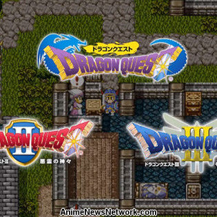 1st 3 Dragon Quest Games Head to Switch on September 27