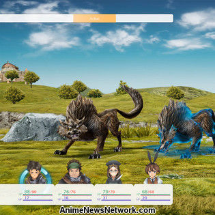 Square Enix to Launch New Various Daylife RPG on Apple Arcade