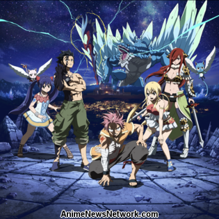 Funimation Adds Fairy Tail: Dragon Cry, Free! Anime Films