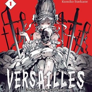 Kumiko Suekane Resumes Versailles of the Dead Manga After 1-Year Hiatus