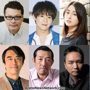 Shin Ultraman Film Casts Takumi Saitou, Masami Nagasawa, Hidetoshi Nishijima