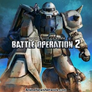 Mobile Suit Gundam: Battle Operation 2 Game Launches in U.S. on October 1