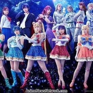 Nogizaka46's New Sailor Moon Musical Unveils New Visual