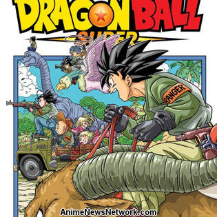 Dragon Ball Super Ranks #14 on New York Times' Graphic Books Bestseller List