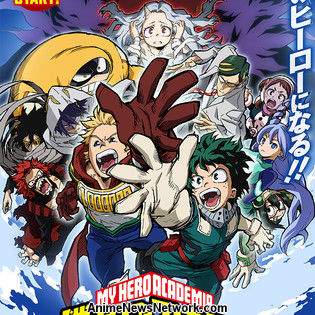 KANA-BOON, Ryokuōshoku Shakai Perform My Hero Academia Anime's New Themes