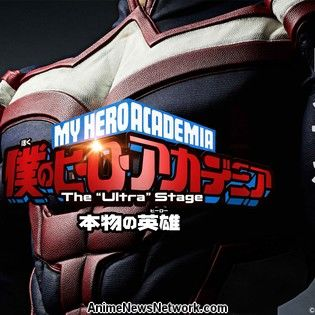 My Hero Academia Inspires 2nd Stage Play in Spring 2020
