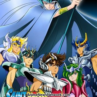 Netflix Adds 1st 41 Episodes of 1986 Saint Seiya Anime With New English Dub