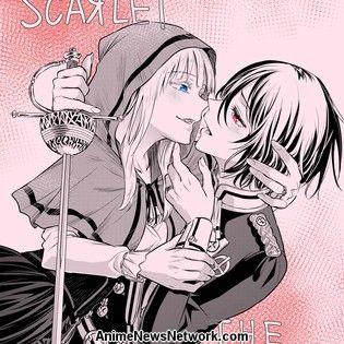 Scarlet Yuri Manga Ends