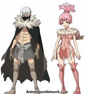 Dr. Stone Anime Casts Akira Ishida, Aki Toyosaki