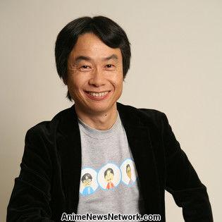 Mario Creator Shigeru Miyamoto Selected for Honorary Citizen of Nantan City, Kyoto