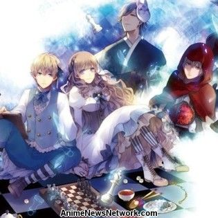 TAISHO x ALICE Otome Game Visual Novel Gets New Localization