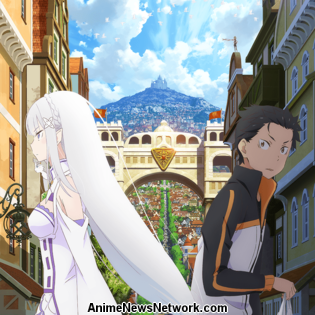 Re:Zero Anime's Season 2 Slated for Next April After Updated 1st Season