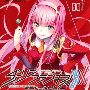 Kentaro Yabuki's DARLING in the FRANXX Manga to End in 3 Chapters