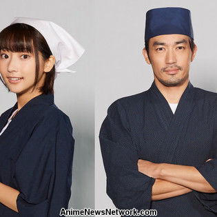 """Isekai Izakaya """"Nobu"""" Light Novels Get Live-Action Show in May"""
