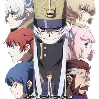 Re:Creators Anime Reveals New Theme Song Artists