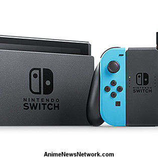 Nintendo Switch Console Sells 15 Million Units in N. America