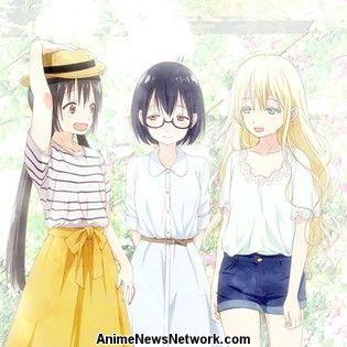 Asobi Asobase Anime Reveals Cast, Staff, July Premiere