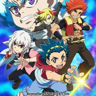 Beyblade Burst Gets New Mobile Game This Fall